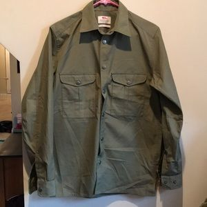 Fjallraven Greenland Shirt Jacket